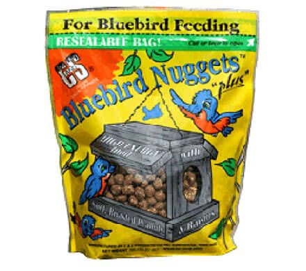 Bluebird Suet Nuggets