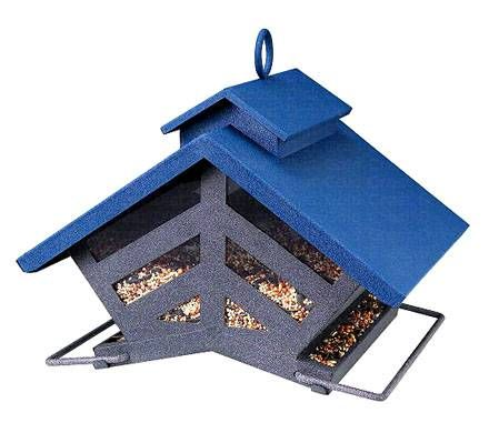 Double Sided Hopper Feeder