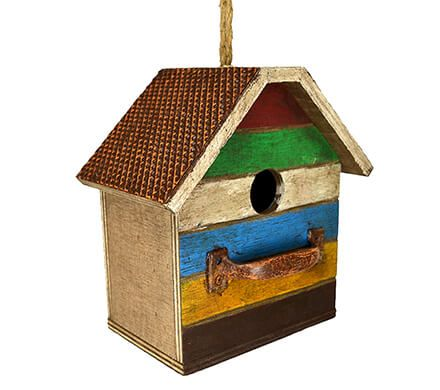 Dresser Drawer Birdhouse