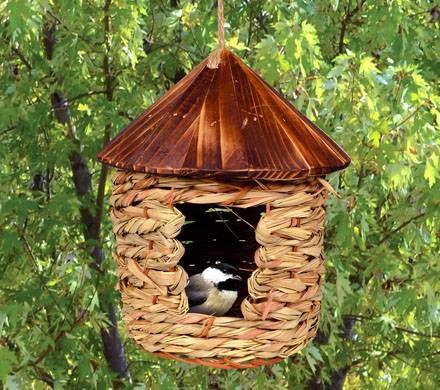 Roosting Pocket For Songbirds