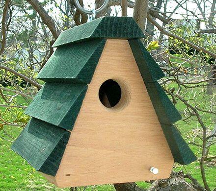 Tiny Wren House
