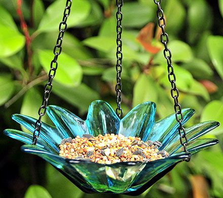 Daisy Bowl Feeder