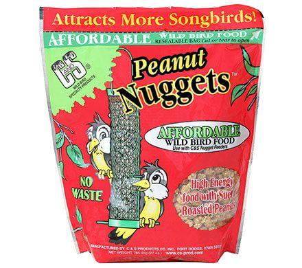 Peanut Suet Nuggets