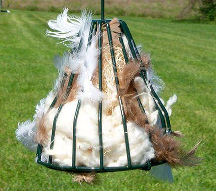 Nesting Bird Bell