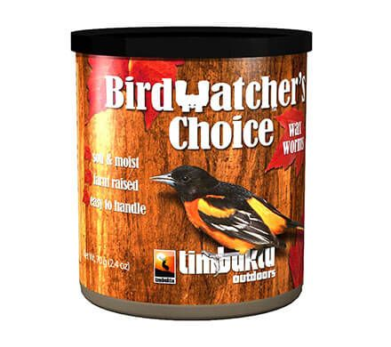 Wax Worm Bird Food